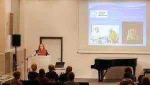 Lecture Sabine Schäfer, BLB 18.05.17
