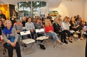 """""""in focus"""" GEDOK Forum Karlsruhe, 22.06.-14.07.2019, Photo: Anna-Maria Letsch"""