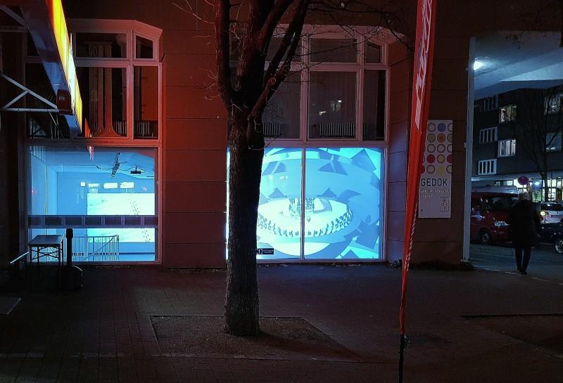 Inside / Insight – Out, GEDOK Künstlerinnenforum Karlsruhe, Foto: Anna-Maria Letsch